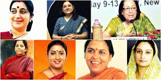 Portfolio Of Cabinet Ministers Of India How Well Do You Know These 7 Women Ministers In The New Indian