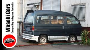 suzuki every van minivan of doom 1990 suzuki carry every turbo 4wd aero tune