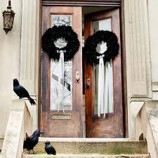 Front Door Decoration Ideas 33 Amazingly Creative Halloween Front Door Decorating Ideas