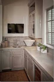 Concrete Kitchen Design Traditional Style Concrete Countertop And Kitchen Design Get Real