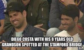 Diego Costa Meme - soccer memes on twitter diego costa respect http t co