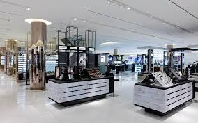 selfridges manchester beauty hall hmkm cosmetic shop
