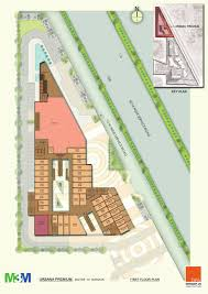 Retail Store Floor Plan M3m Urbana Premium Sector 67 Gurgaon Price Floor Plans Brochure