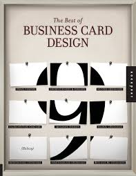 Best Business Card Reader App The Best Of Business Card Design 9 Rule29 9781592537907 Amazon