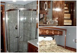 Motor Home Interiors Luxury Motorhome