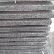 zhangpu g654 granite steps flamed surface g654 granite stair