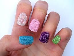 50 most beautiful caviar nail art design ideas for trendy girls