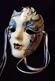 porcelain mardi gras masks new orleans ceramic masks pictures to pin on thepinsta