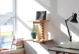 wall mounted standing desks gereghty desk co