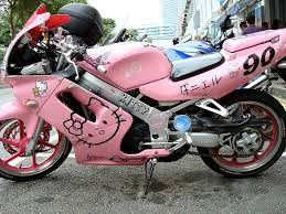 kitty stickers motorcycle kitty stickers