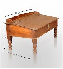 Antique Writing Table Buy Antique Writing Desk Tables Pepperfry Com 93849 On Wookmark
