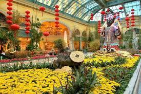 Bellagio Botanical Garden Bellagio Botanical Gardens Las Vegas Wedding Directory