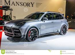 mansory porsche frankfurt sept 2015 porsche macan mansory presented at iaa in