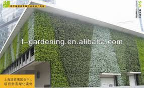Wall Garden Planter by Impressive Vertical Wall Garden Systems Large Living Wall Planter