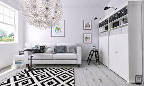 Wohnzimmer Design Schwarz Schwarz Weiß Wohnzimmer Innenarchitektur Ideen