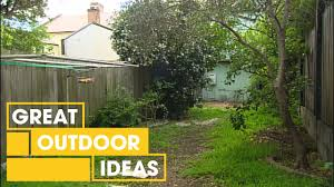 party garden makeover part 1 gardening great home ideas youtube
