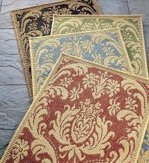 Round Outdoor Rugs by Indoor Outdoor Carpet Rolls Carpet Vidalondon