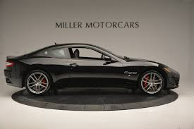 2016 black maserati quattroporte 2016 maserati granturismo sport stock m1625 for sale near
