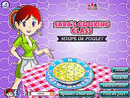 jeux fr gratuit de cuisine soupe de poulet école de cuisine de un des jeux en ligne