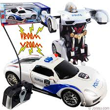 light up remote control car remote control transforming police cars multi function remote