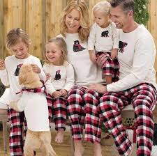 family matching pajama set ideas today