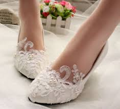 wedding shoes size 12 lace wedding shoes pearls bridal shoes high low heels flat shoes