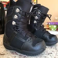 womens moto boots size 12 83 burton other s size 12 burton moto snowboard boots
