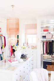 Rachel Parcell Home A Gorgeous Office Closet Rach Parcell From Pink Peonies A Side