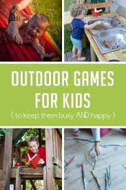 Outdoor Backyard Games Simple Backyard Games To Keep Kids Busy Hands On As We Grow