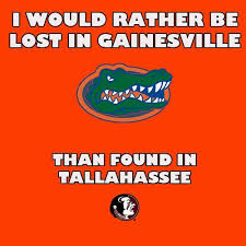 Funny Florida Gator Memes - 21 funny jokes about fsu every gator will love all about my college
