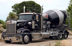 kenworth concrete truck kenworth w900 cbs beton france american trucks camions us