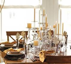 Dining Room Table Candle Centerpieces by 78 Best Holiday Decorating With Candles Images On Pinterest