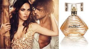 Parfum Fox avon instinct perfume floral fragrance for megan fox models