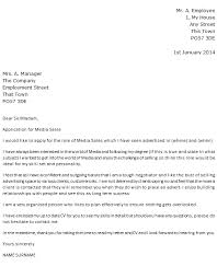 format of a cover letter for a resume media sales executive cover letter exle icover org uk
