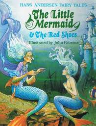 mermaid u0026 red shoes hans christian andersen