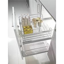 quincaillerie pour cuisine panier haut pour tiroir de cuisine extractible gold 1202 s 25 kg