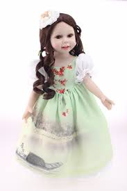 aliexpress com buy new full vinyl 18 inches baby doll princess