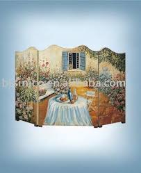 Hand Painted Fireplace Screens - hand carved wood screen hand carved wood screen suppliers and