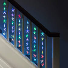 indoor christmas window lights christmas lights decoration