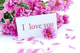 Beautiful Flowers Image Says