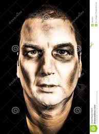 Zombie Halloween Makeup For Men