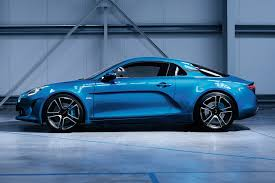 alpine a110 for sale mileti industries new renault alpine a110 production car ready