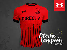 the new under armour colo colo 16 17 third jersey jerseys