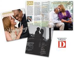 magazine wedding programs magazine wedding program one day wedding