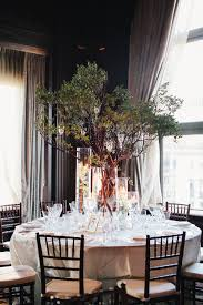 tree branch centerpieces tree branch and candles centerpieces in celebration