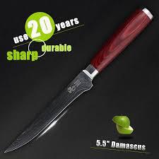 damascus steak knives reviews online shopping damascus steak