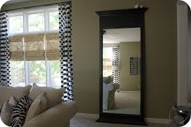 Floor Mirrors For Bedroom by Mirror Mirror Leaning On The Wall Tutorial Crazy Wonderful