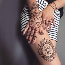 design selber machen henna selber machen tipps zum auftragen 35 tolle designs