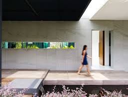 Zen Home Design Singapore Large Family Home Encouraging Social Interaction In Singapore