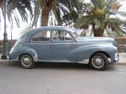 vintage peugeot car peugeot 203 u2013 a humble vintage car